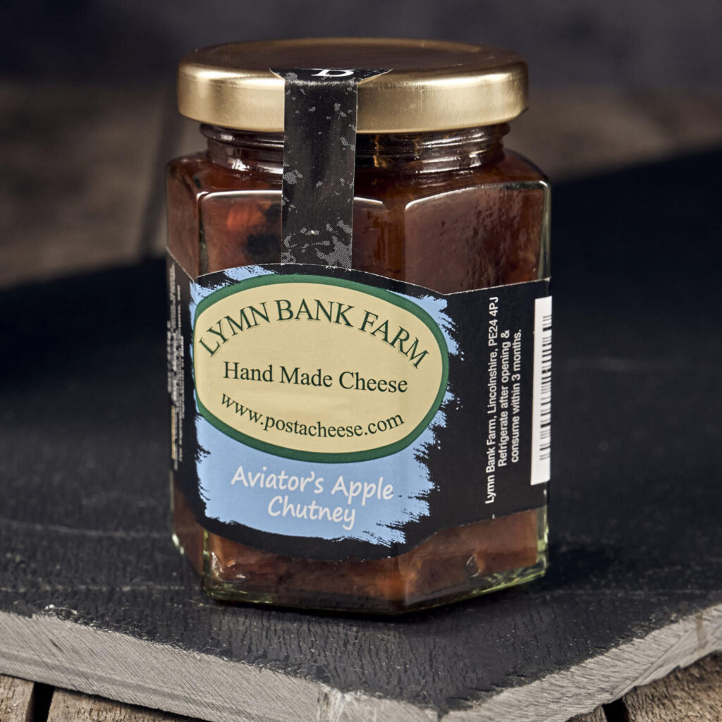 Aviators Apple Chutney