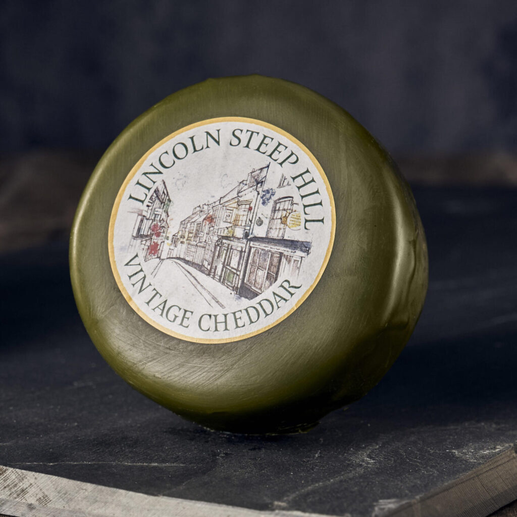 Steep Hill Vintage Cheddar