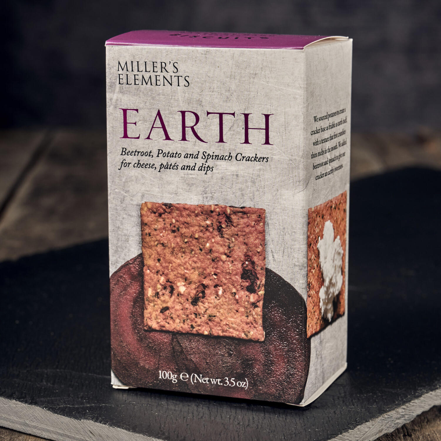 Millers Elements Earth Biscuits