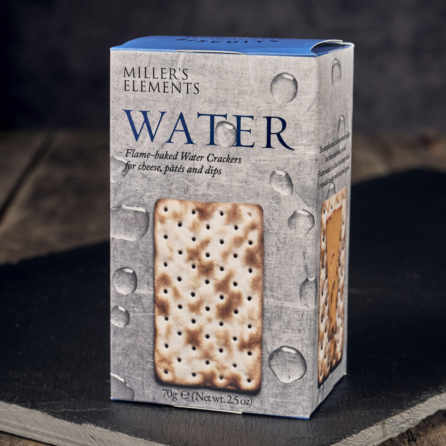Millers Elements Water Biscuits