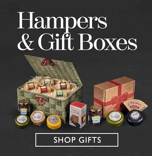 Cheese Hampers and Gift Boxes