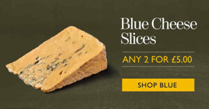 Blue Cheese Slices. Pick any two for £5.00